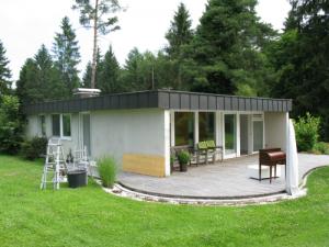 Holzbau Seeburger Irslingen Klimaholzhaus vorher