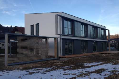 Holzbau Seeburger Irslingen Passivhaus