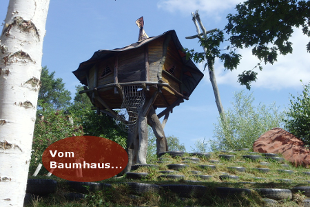 Holzbau Seeburger Baumhaus
