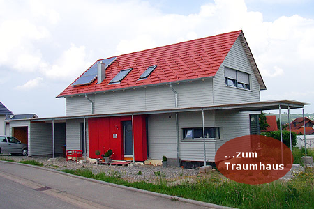 Holzbau Seeburger Traumhaus