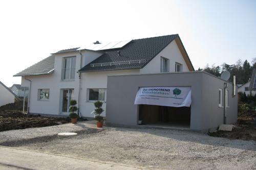 Klimaholzhaus Seeburger Holzbau